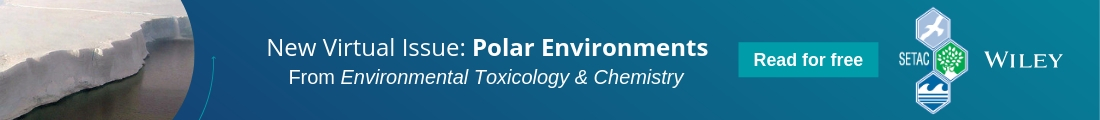 ET&C Virtual Issue on polar environments